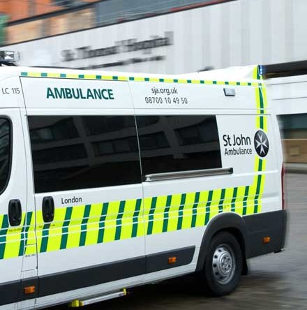 Thanksgiving service for work of St. John Ambulance to take place in Enniskillen