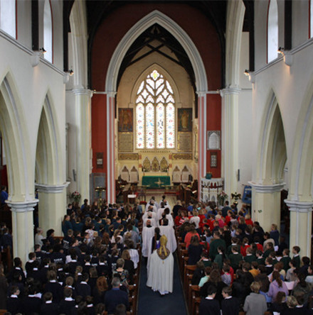 Full house in Bandon for the Annual Diocesan Service for primary schools in Cork, Cloyne and Ross