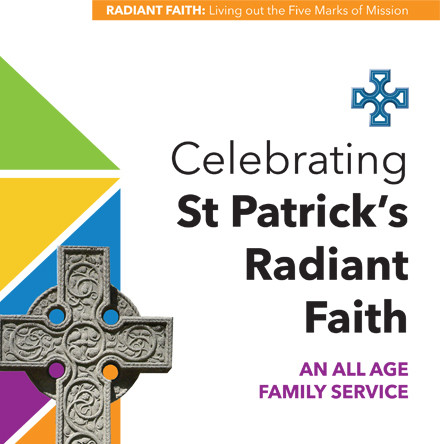 'Celebrating St Patrick's Radiant Faith': A new resource from the Church of Ireland