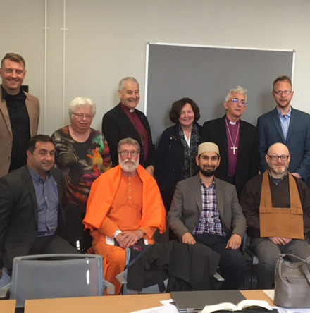 First meeting of new regional Inter Faith network takes place in Ireland