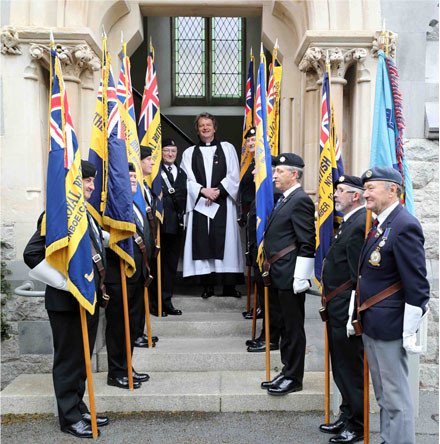 Anniversary of D–Day Landings marked in Glenageary