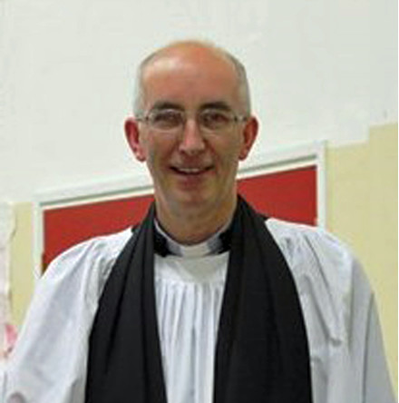 Canon Stephen Lowry appointed Area Dean of Dufferin