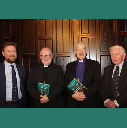 Hardback edition of 'Irish Anglicanism, 1969–2019' sells out