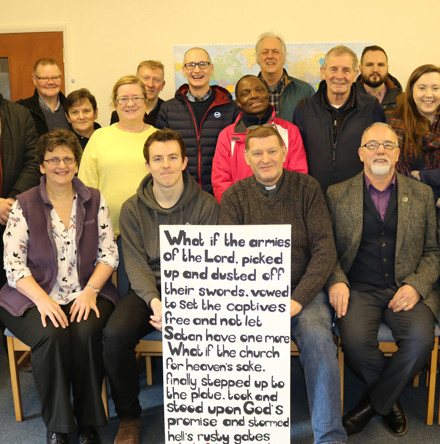 Launch of ReLENTless prayer initiative for north Belfast
