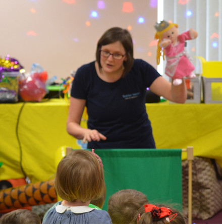 Jelly Tots celebrates first birthday party