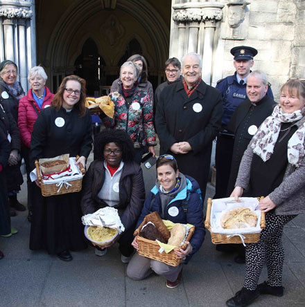 Bake Bread for Peace helps build community