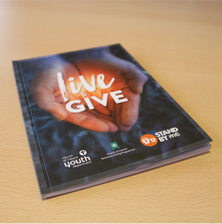 'Live to Give' youth resource encourages generosity