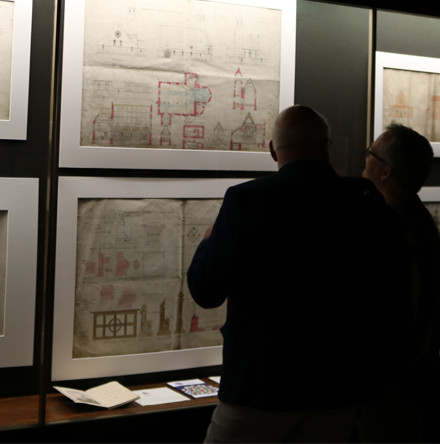 Church of Ireland architectural drawings exhibition under way