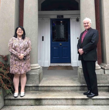Lord Mayor of Dublin visits Archbishop of Dublin