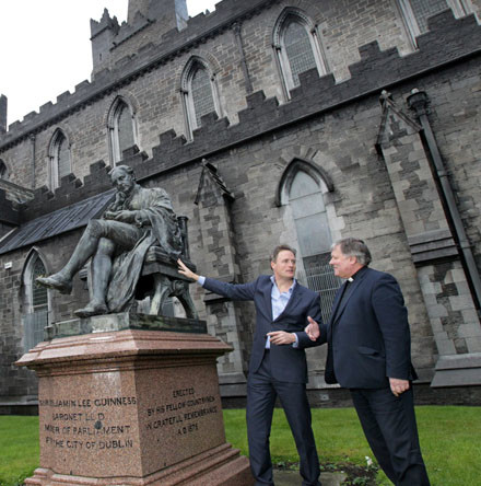 St Patrick's Cathedral announces Sponsor a Slate programme to secure future of 800–year old building