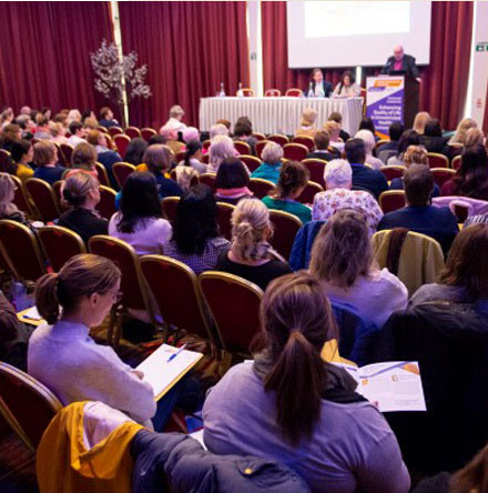 Full house for 7th annual conference hosted by Saint Luke's Charity, Cork