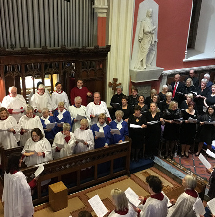 Clogher Diocese in full voice for the Big Sing