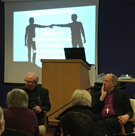Bishops address reconciliation event in Omagh