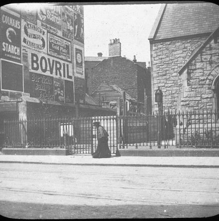 Digging for Emmet: Ghostly images from Dublin's past brought back to life through digitization