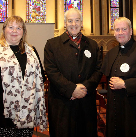St Patrick's Cathedral Community and Charitable Fund invites applications