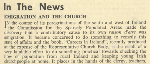 Church of Ireland Gazette 12 June 1959