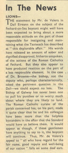 Church of Ireland Gazette 12 July 1957