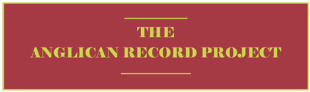 Anglican Record Project