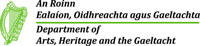 Department of Arts, Heritage and the Gaeltacht