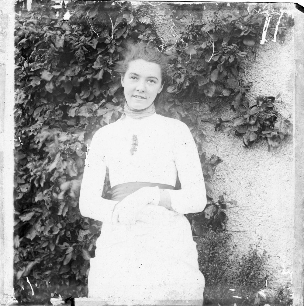 "Unidentified young woman, RCB Library ""Killaloe"" LS/People 3."