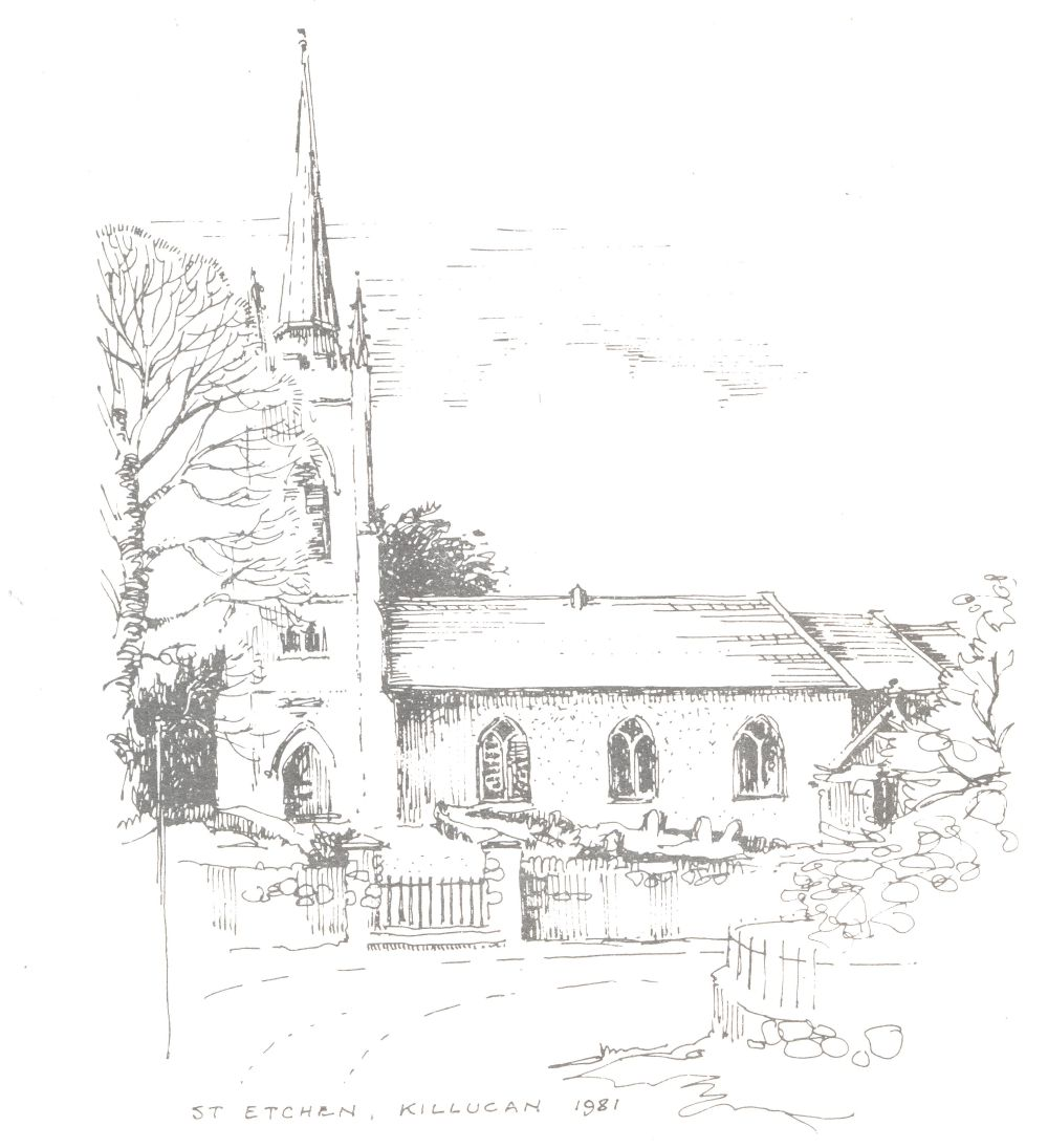 Image 18 modern church line drawing
