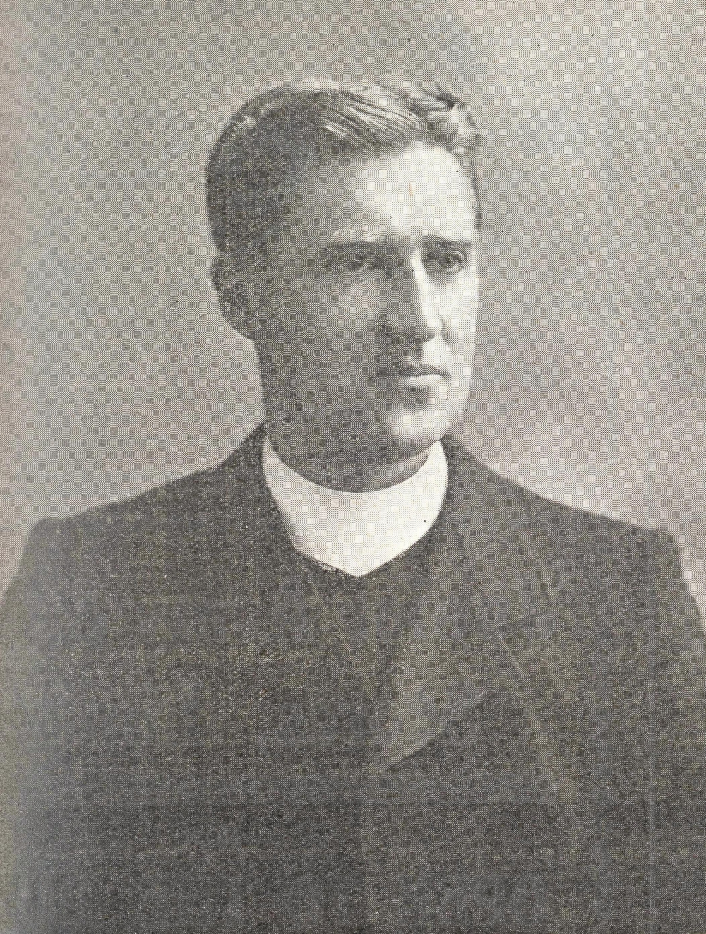 Revd William Shaw Kerr