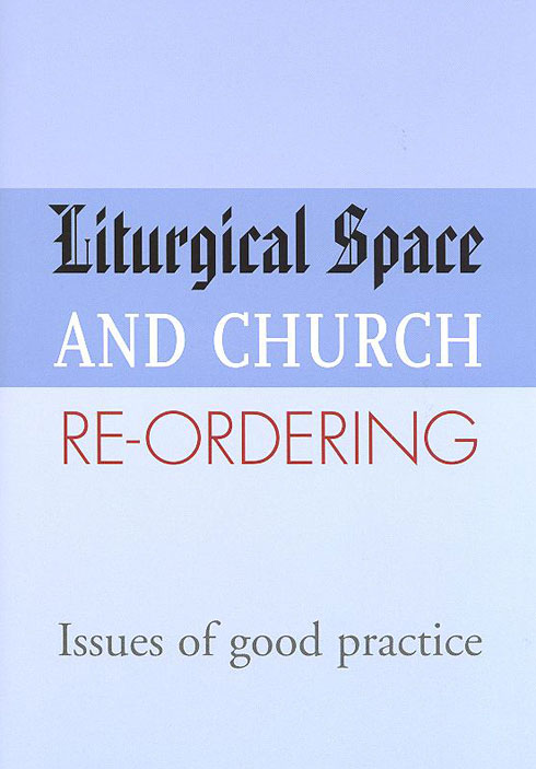 [Cover of Liturgical Space]