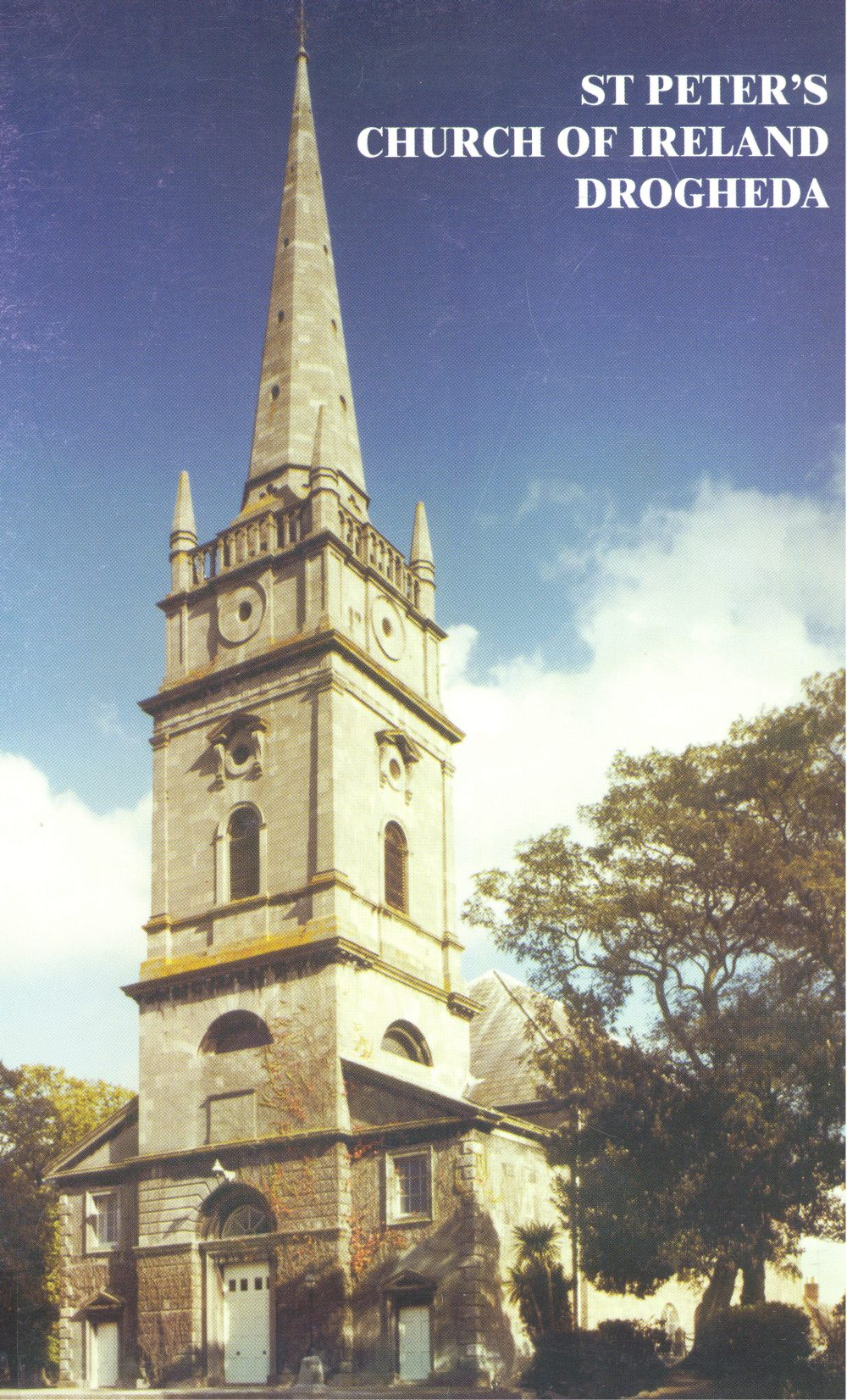 "Michael Graham, ""St Peter's Church of Ireland Drogheda: A History"" (Drogheda, 2002)"