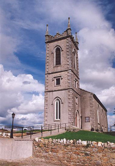 St Fiaac's church, Clonegal
