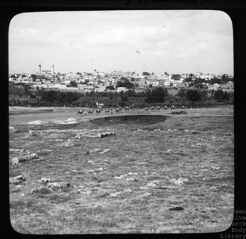 General view of Ramleh