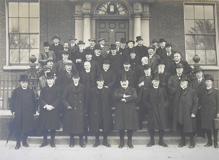 Some members of the Representative Church Body