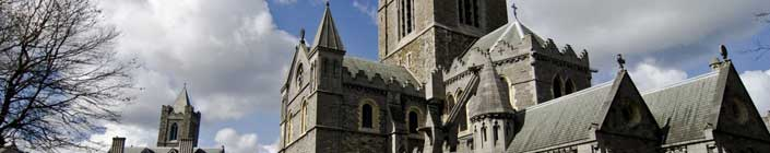 Christ Church, Dublin, Diocese of Dublin & Glendalough