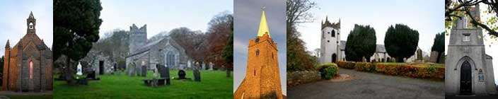 A selection of images taken from Dundalk group of Churches, Diocese of Armagh.