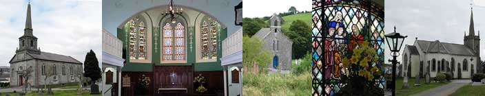 Some images taken from Portlaoise Group, Diocese of Cashel & Ossory.