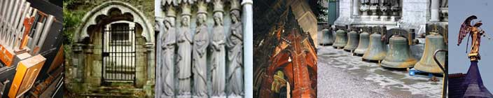 Images taken from St Fin Barre's Cathedral, Diocese of Cork, Cloyne & Ross
