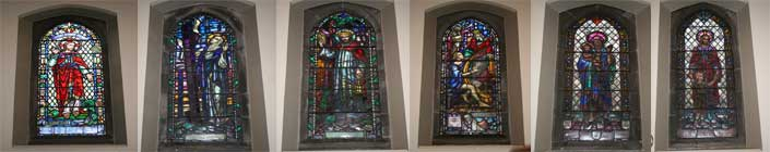 Stained Glass Windows Banner