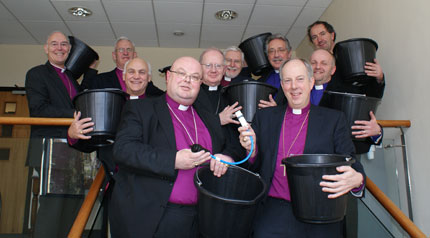 Archbishops & Bishops endorsing the Water of Life Appeal 2010