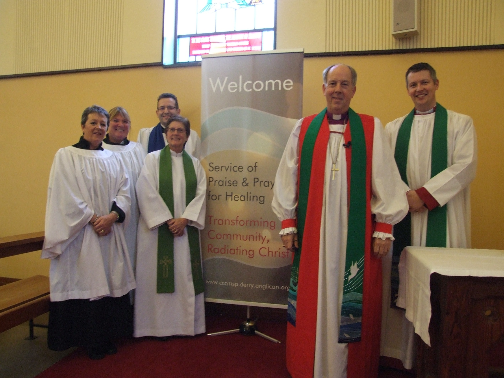 New Healing Side Chapel, Derry & Raphoe