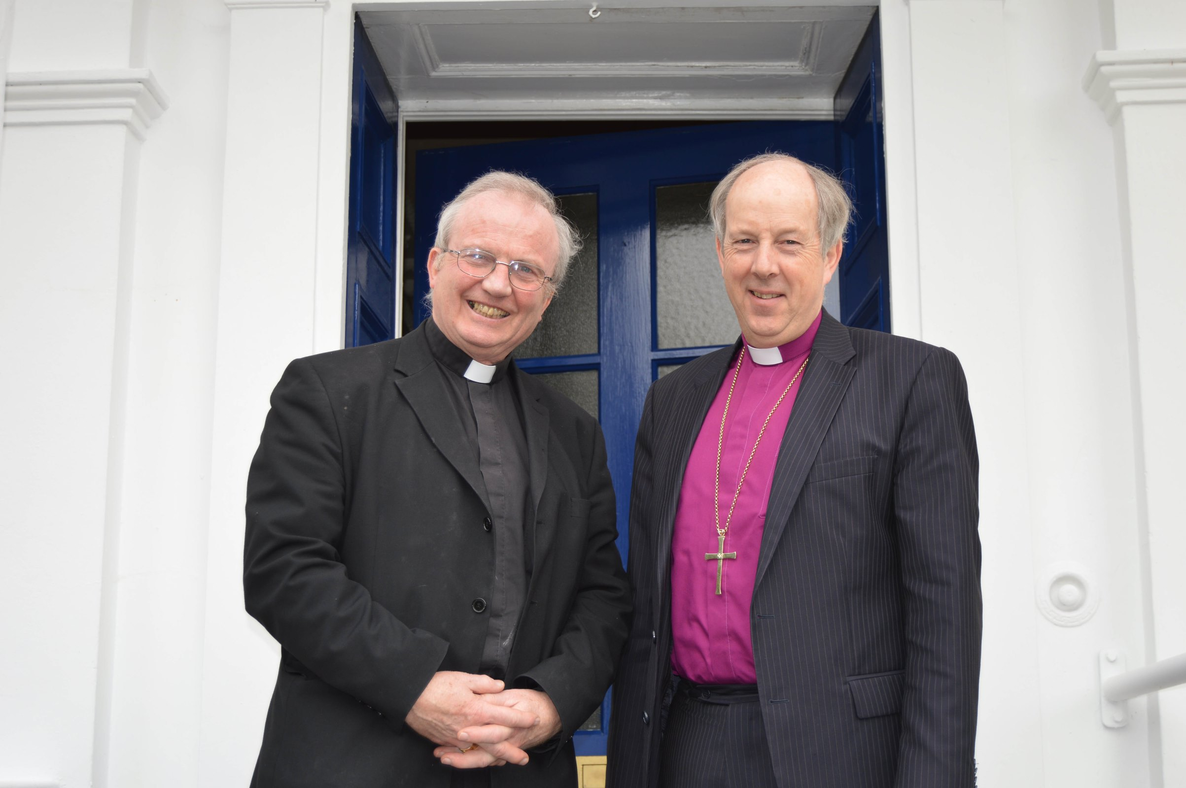 Bishop Donal McKeown & Bishop Ken Good