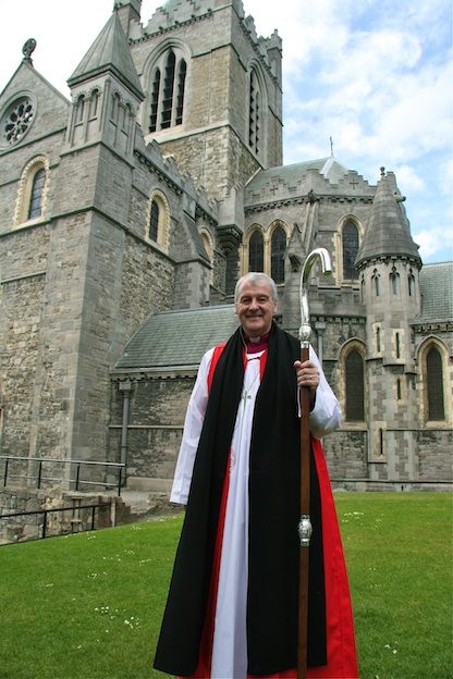 Most Revd Dr Michael Jackson, Archbishop of Dublin