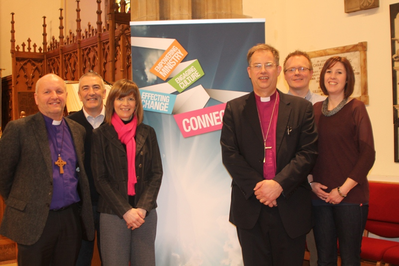 Bishop of Connor's Training day