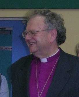 The Bishop of Limerick and Killaloe, the Right Reverend Michael Mayes,