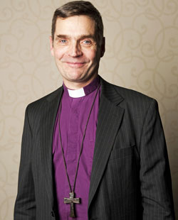 The Rt Revd Dr Richard Henderson