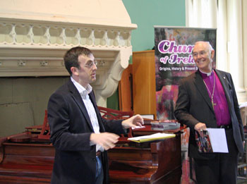 Andrew Brannigan and the Archbishop of Armagh