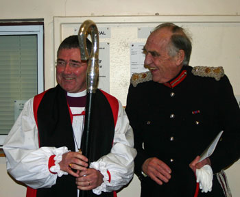 Bishop McDowell and The Earl of Erne
