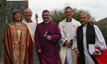 New Bishop of Clogher's Consecration